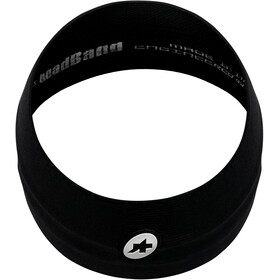 ASSOS Assosoires Summer Headband, black series
